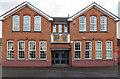 SP1954 : Drill Hall, Stratford-upon-Avon by David P Howard