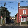 TF6003 : Downham Market: Porter Street by John Sutton