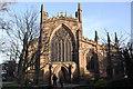 SJ6552 : St Mary's Church, Nantwich by Jeff Buck