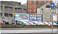 J3474 : Car park, Corporation Street, Belfast (January 2015) by Albert Bridge