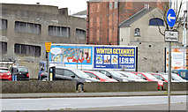 J3474 : Car park, Corporation Street, Belfast (January 2015) by Albert Bridge