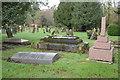 TQ2441 : Graves, Church of St Nicholas by N Chadwick