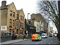 TQ3782 : Bow Road, Bow by Chris Whippet