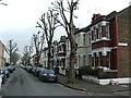 TQ3783 : Wrexham Road, Bow by Chris Whippet