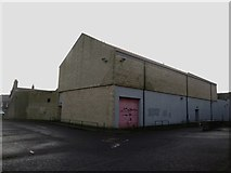 NT9953 : The rear of the former Kwik Save store, Berwick-upon-Tweed by Graham Robson