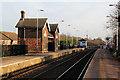 SK5581 : Shireoaks Station by Alan Murray-Rust