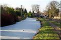 SK5581 : Frozen canal by Alan Murray-Rust