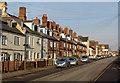 SK5581 : Shireoaks Row by Alan Murray-Rust