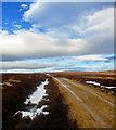 SE4997 : Big Skies, Osmotherley Moor by Scott Robinson
