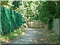 TQ0183 : Black Park Link Path by Robin Webster