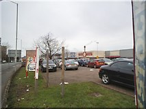 SO9199 : Closed Retail Park by Gordon Griffiths