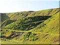 SO5977 : Titterstone Quarry by Richard Webb