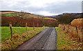 SE4696 : Track to Oak Dale by Scott Robinson