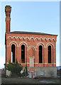 SK5979 : Bracebridge sewage pumping station by Alan Murray-Rust