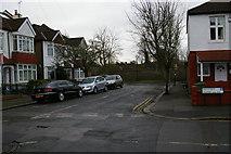 TQ2469 : Midmoor Road, Wimbledon by Christopher Hilton