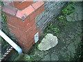 SN5981 : OSBM Flush Bracket G2008 - Aberystwyth, Hillside by N Scott