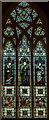 TQ8109 : Stained glass window, Holy Trinity church, Hastings by Julian P Guffogg