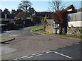 SX9474 : Junction of Alta Vista Close, Teignmouth Road and Holcombe Road, Dawlish by Robin Stott