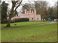 SU9568 : Blacknest gate lodge by Alan Hunt