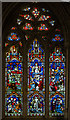 TQ8109 : Apse S.E, Stained glass window, Holy Trinity church, Hastings by Julian P Guffogg