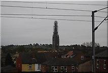 SK9136 : Church of St Wulfram by N Chadwick
