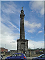 TG5205 : The Norfolk Naval Pillar or The Nelson Monument by Adrian S Pye