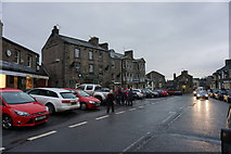 SD8789 : New Year's Eve in Hawes by Bill Boaden