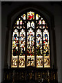 TM4656 : Stained Glass Window of St.Peter & St. Paul's Church by Adrian Cable
