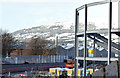 J3272 : The new South Stand, Windsor Park, Belfast - January 2015(1) by Albert Bridge
