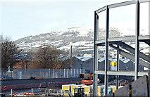 J3272 : The new South Stand, Windsor Park, Belfast - January 2015(1) by Albert Bridge