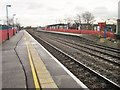 TQ1185 : South Ruislip railway and Underground station, Greater London by Nigel Thompson