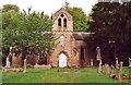 SO5918 : All Saints Church Bishopswood by paul wood