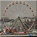 SD3035 : Central Pier Ferris Wheel by Gerald England