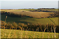 TQ1311 : Well Bottom from the South Downs Way by Christopher Hilton