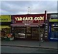 TQ3268 : YBR Cakes, Brigstock Road, Thornton Heath by Christopher Hilton