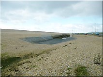 SY6774 : Portland, coastal defences by Mike Faherty