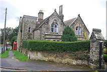 TQ5937 : Entrance lodge, Kent and Sussex Cemetery by N Chadwick