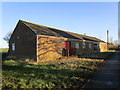 TA3128 : Derelict Village Hall, Rimswell by Jonathan Thacker