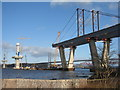 NT1178 : The Queensferry Crossing by M J Richardson