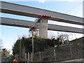 NT1178 : Southern Approach Viaduct by M J Richardson