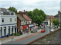 TQ3375 : Grove Vale, SE22 by Robin Webster