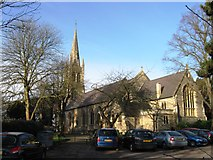 TQ4094 : St John The Baptist Church by Alex McGregor