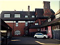 SK7954 : The Ossington Building, Beastmarket Hill, Newark, Notts. by David Hallam-Jones