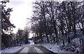 NJ5600 : Access to Mains of Drumduan ahead by Stanley Howe