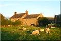 NY4340 : Yew Tree Farm, Thomas Close, Skelton by Andrew Smith