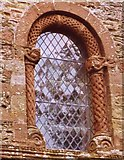 SO4430 : Kilpeck Church Window by paul wood
