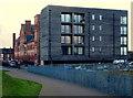 SK8054 : Former Warwick's Brewery, Northgate, Newark, Notts. by David Hallam-Jones