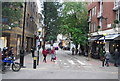 TQ3081 : Monmouth St, Seven Dials by N Chadwick