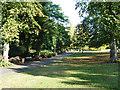TQ3473 : In Horniman Gardens by Robin Webster