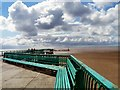 SD3128 : St Anne's Pier by Gerald England
